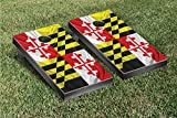 State Flag Cornhole Game Set State: Maryland