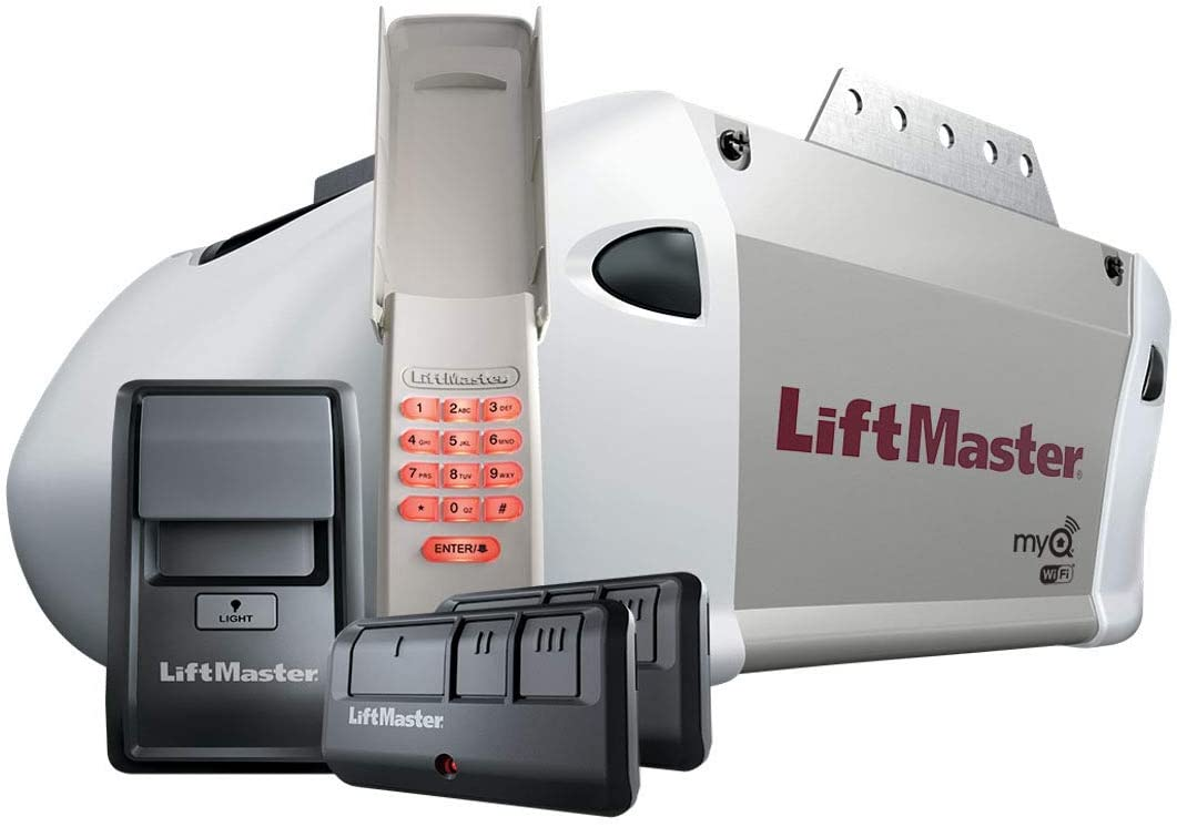 LiftMaster 8365W-267 Premium Garage Door Opener Chain Drive WiFi 1/2 hp No Rail