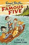 Five On A Treasure Island: Book 1 (Famous Five)