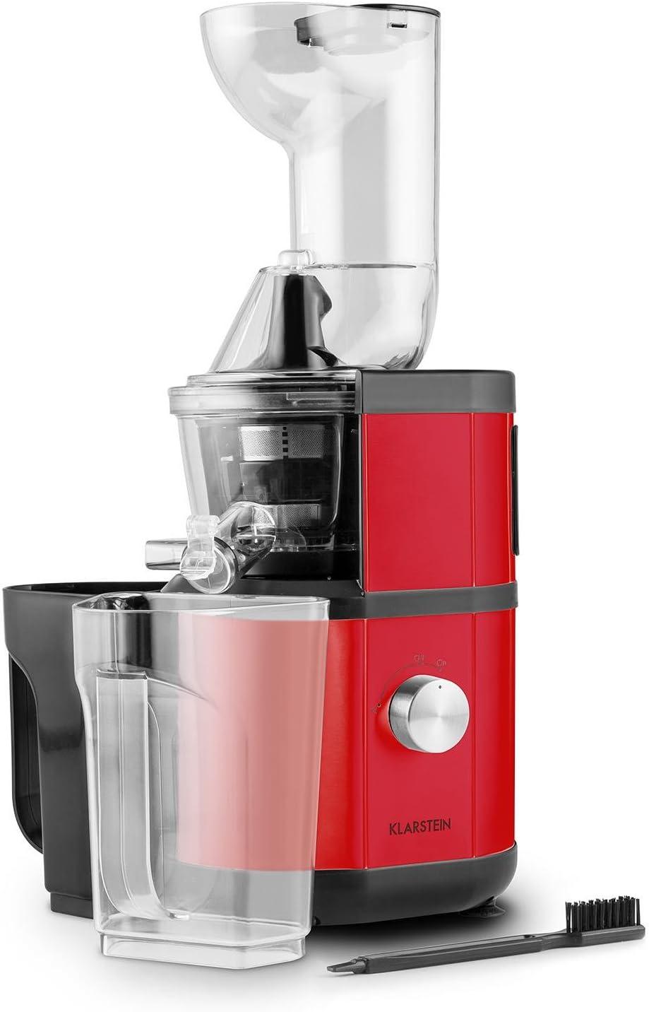 Klarstein Fruitberry • extractor de zumo • juguera vertical ...