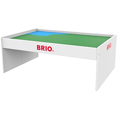 BRIO Wooden Railway - Consumer Play Table - 3yrs+ - 33099 - New: Juguetes y juegos