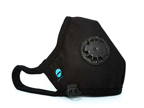 Mask Basic Atlanta black 5 Virus Pm And For Bacteria N95 Face 2 Cambridge Extra Pollution Large Healthcare Filtration