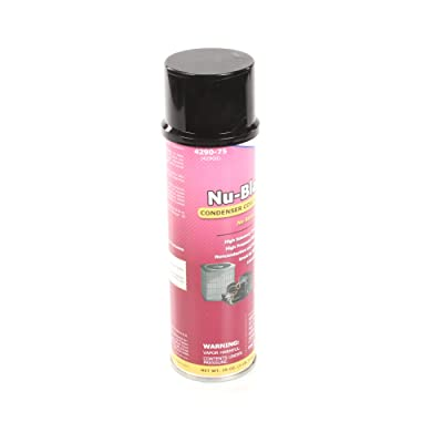 Nu Calgon 4290-75 18-ounce Nu-Blast Condenser Coil Cleaner: Home Improvement