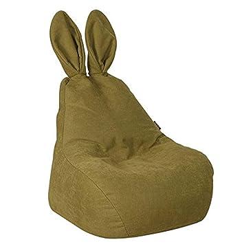 Pouf Poire Fauteuil Mini Chaise Confortable En Forme De Petit