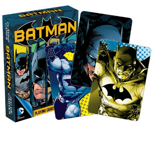 Aquarius DC Comics Batman Playing Cards ()