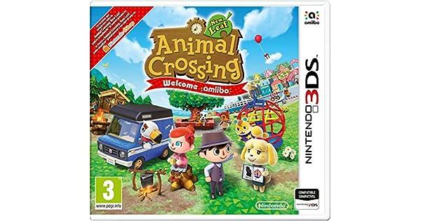 Animal Crossing New Leaf: Welcome amiibo (Sin Tarjeta amiibo ...