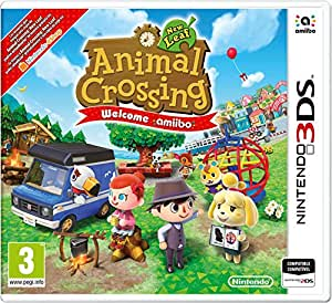 Animal Crossing New Leaf: Welcome amiibo (Sin Tarjeta amiibo ...