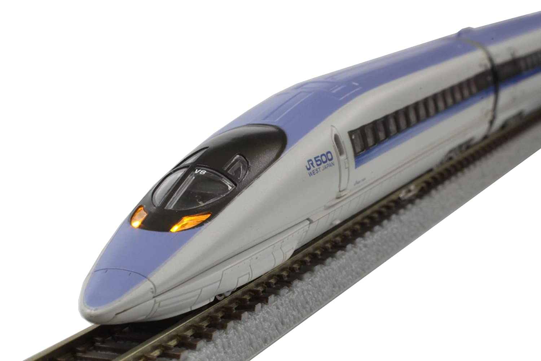 ロクハン Zゲージ T013-1 500系新幹線V編成 こだま 3両基本セット B00PTKUWQI