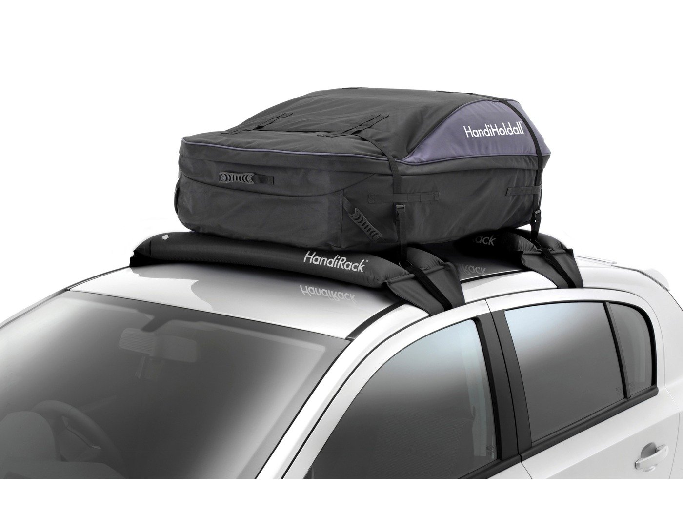 HandiWorld HandiHoldall Roof Box   Black: Amazon.co.uk: Car U0026 Motorbike