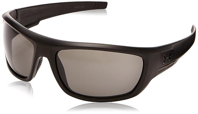 14d10a3e2d Amazon.com  Under Armour Prevail Polarized Sunglasses