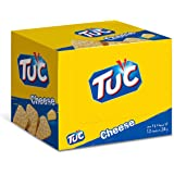 Tuc Salted Crackers Cheese Flavour 24g, Box of 12 packs (12 x 24g)