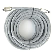 RiteAV - ULTRA - Digital Optical Toslink Cable 35 feet