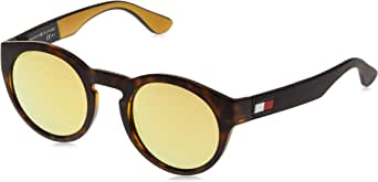 Tommy Hilfiger Round Sunglasses For Unisex
