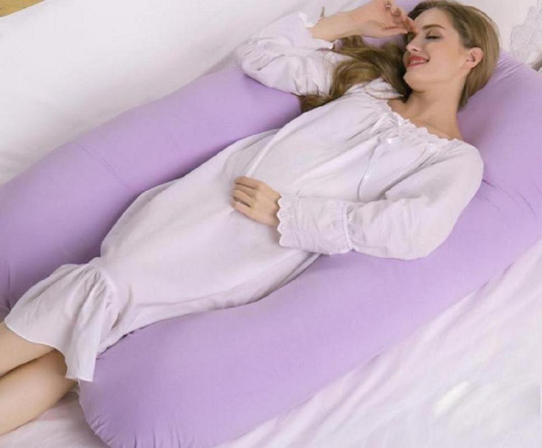 qisc maternidad almohadas Belly contorneado cuerpo almohada ...