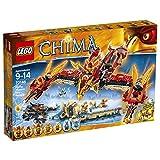 LEGO Chima Flying Phoenix Fire Temple - 70146