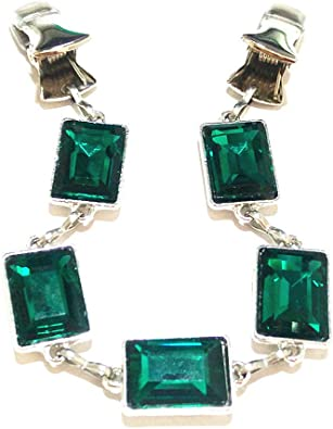 Ever Cute Pink Crystal Rhinestone Cardigan Closure Clip Jewelry Cloak Clasp Shawl Guard Cinch Clamp