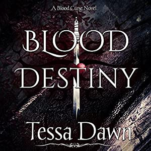 Blood Destiny: Blood Curse Series book 1 Audiobook