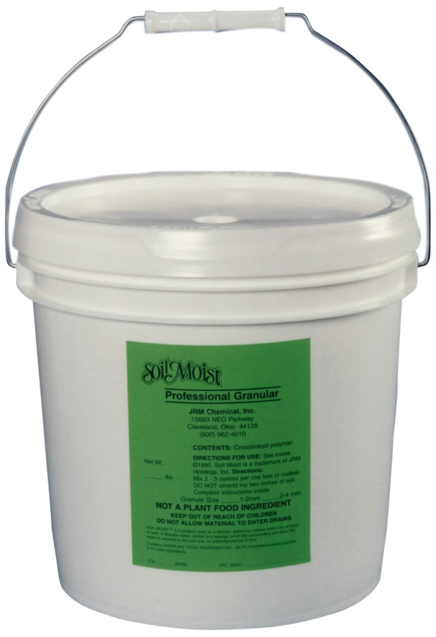 Soil Moist Soil Amendment Pail, 30-Pound