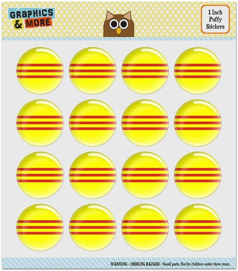 3 Number Three Puffy Bubble Dome Scrapbooking Crafting Stickers
