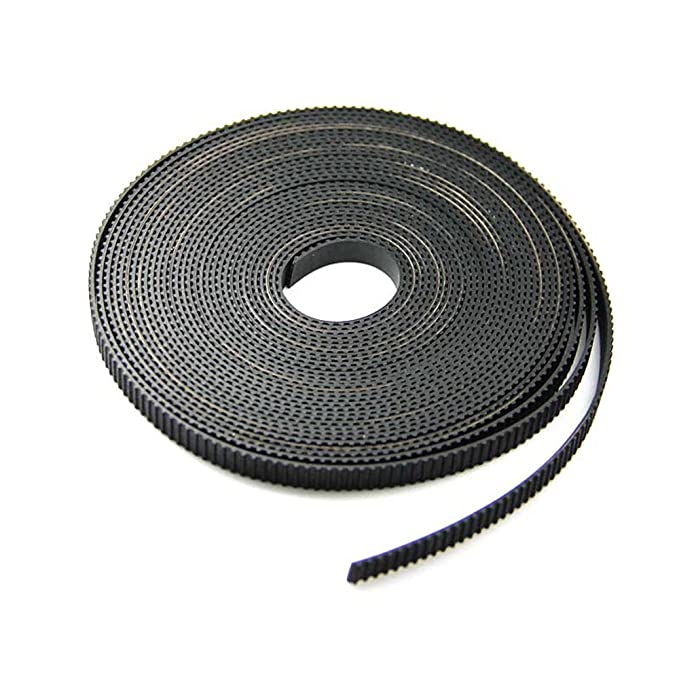 1 opinioni per HICTOP 5 metri GT2 2 mm larghezza: 6 mm, passo CNC Cinghia per stampanti 3D