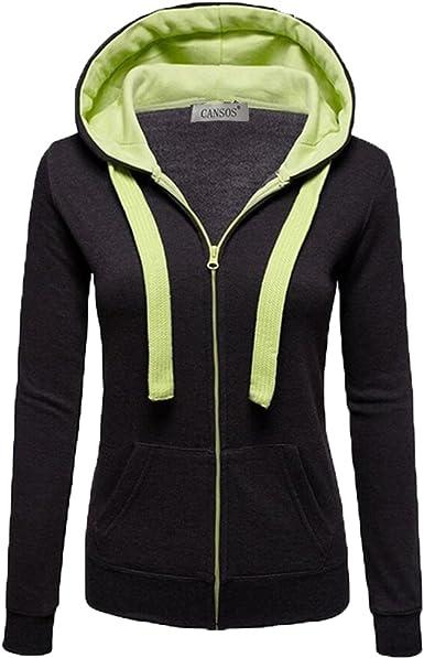 ALAPUSA Mens Fashion Solid Long Sleeve Casual Hoodie Sweatshirt Drawsting Jacket Coat Outwear