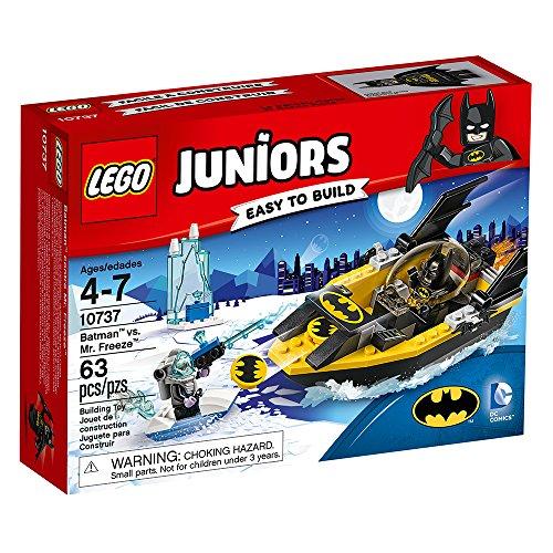 Amazon Lego Juniors Batman Vs Mr Freeze 10737 Superhero Toy