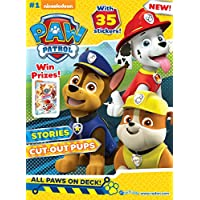 1-Year (6 Issues) of Paw Patrol Magazine Subscription