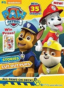 1-Year Paw Patrol Magazine Subscription