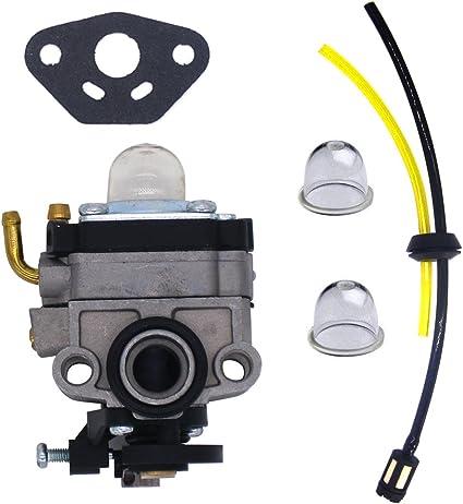Carburetor Kit For Walbro WYL-229 WYL-229-1 753-05251 Troy-bilt MTD Trimmer USA