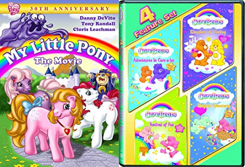 little bear dvd collection - 9