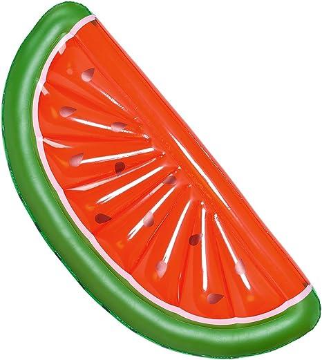 JILONG XL colchón de Piscina Melones de Agua colchón de Aire ...