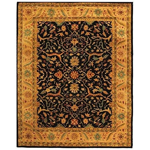Safavieh AT14B-8 Antiquities Collection Handmade Traditional Oriental Wool Area Rug, 7'6