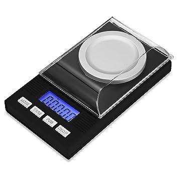 XU-XIAZHI,20g / 0.001g Herramienta de medición del Peso de la Escala
