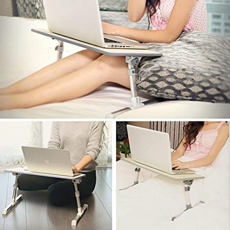 Review Birdfly Portable Laptop Table