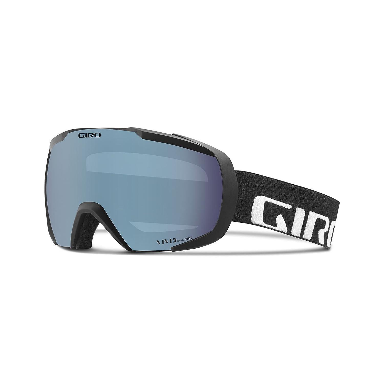 b15785944b7 Amazon.com   Giro Onset Snow Goggles Black Wordmark - Vivid Ember   Sports    Outdoors