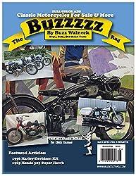 The Buzzzzz Rag: Volume 1 Issue 10