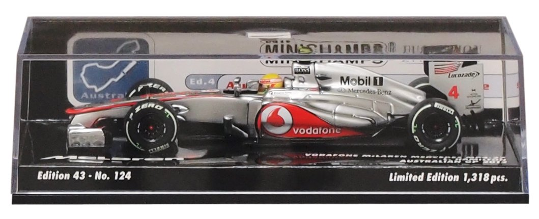 McLaren Mercedes MP4-27 No. 4 L.Hamilton Australian GP 2012