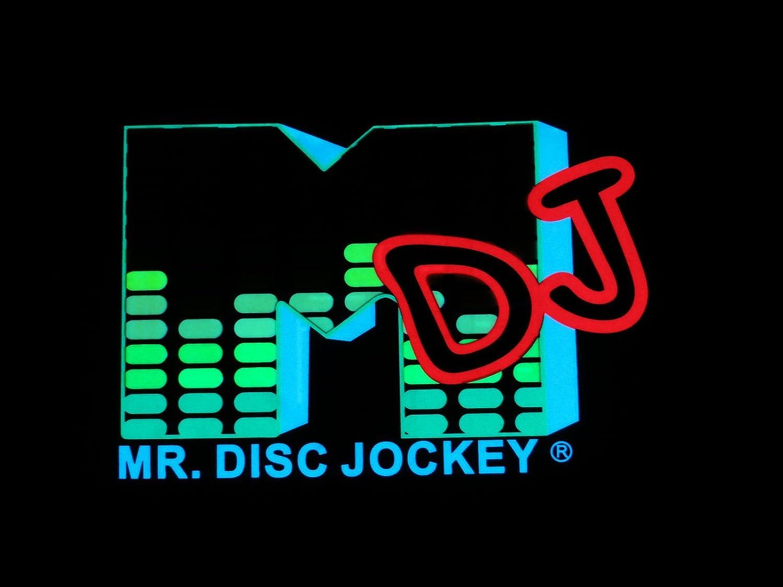 XXXL Disc Jockey Rave Light Up Shirt accessory 4u inc DJ LED Flashing Sound Activated Mr