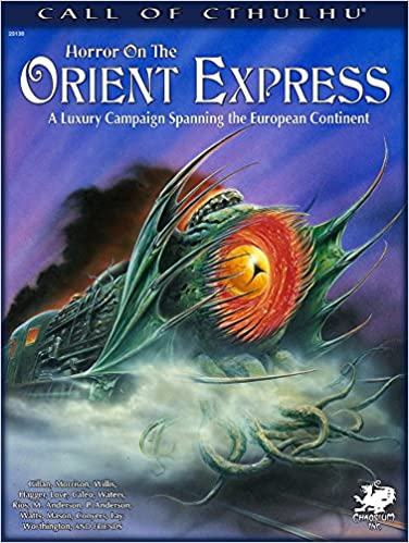 """""""""""FREE"""""""" Horror On The Orient Express: A Luxury Campaign Spanning The European Continent (Call Of Cthulhu Roleplaying). familias segun details project discurso Cierto newborns ayudara"""
