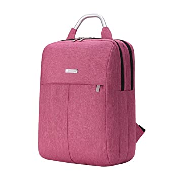 Melodycp Mochila para Mujer Anti Theft Business Casual Daypack, Resistente al Agua College School Bag