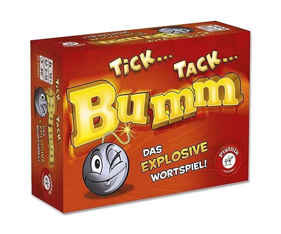 Piatnik Tick Tack Bumm