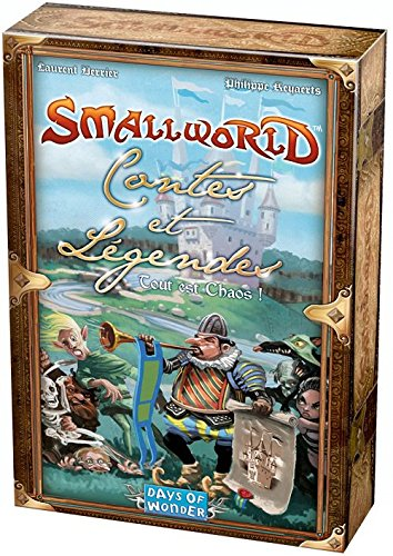 Small World Tales and Legends Expansion Board ()