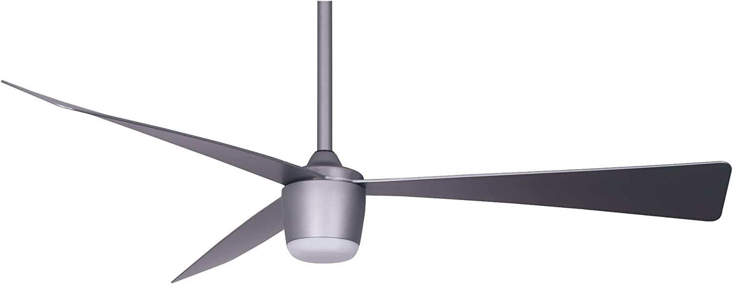 Star Fans Star 7 Ceiling Fan, 52 , Space Grey