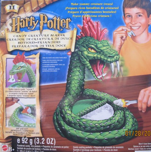 Image result for basilisk snake bite harry potter toy
