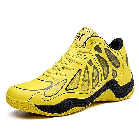 YPPDSD Zapatillas de Baloncesto para Hombre, Zapatillas de Deporte ...