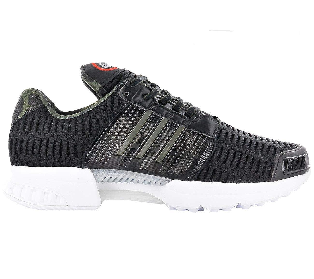 Adidas Clima Cool 1, Hausschuhe de Gimnasia para Hombre schwarz Oliva