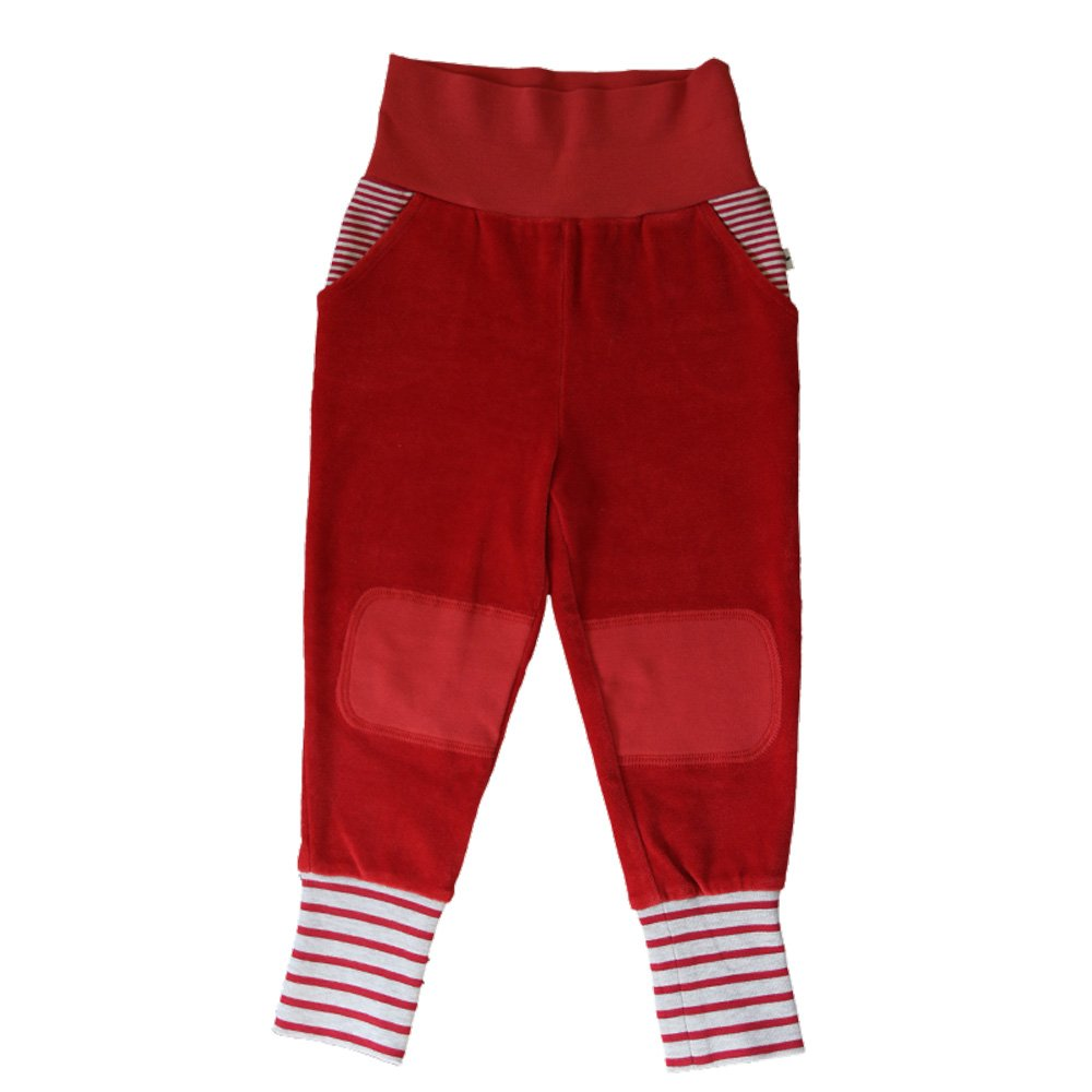 Leela Cotton Baby/Kinder Nickyhose Bio-Baumwolle