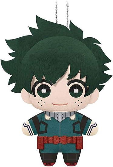 My Hero Academia Midoriya 6 Inch Plush Dangler Official Little Buddy 1695