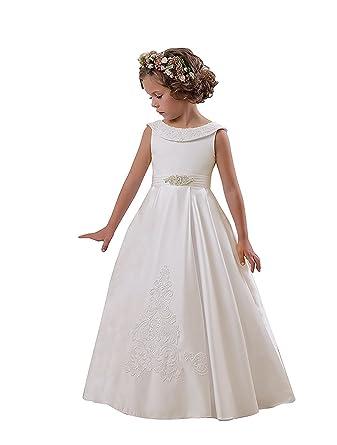 04c05362f1140 Amazon.com: enjoybeauty Elegant O-Neck Sleeveless A-Line Stain ...