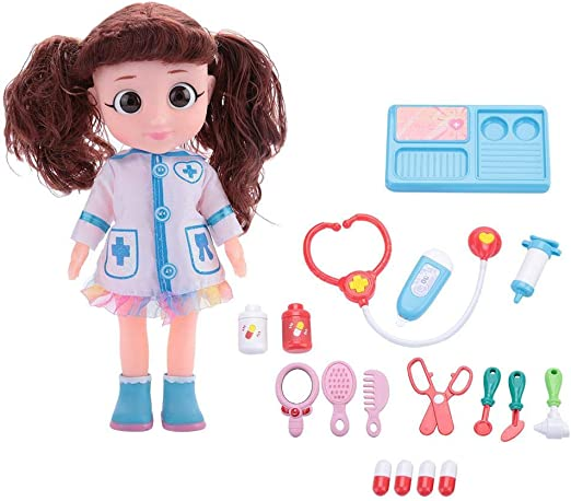 Kids Doctor Kit Juego de rol Toy Toy, Electric Doctor Doll ...